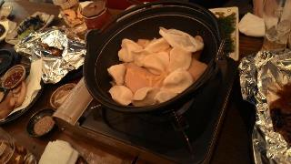 Miyazaki-grown chicken dumpling