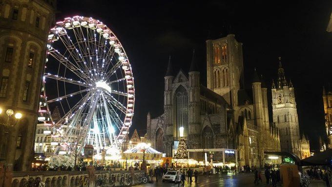 ベルギー移住