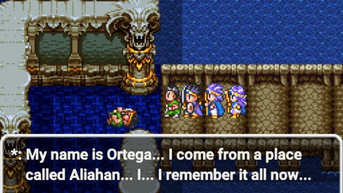 英語版オルテガの自己紹介